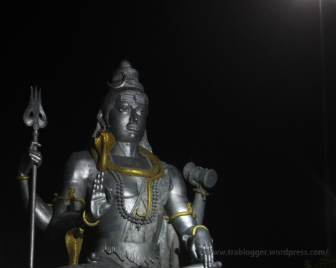 Murudeshwar at Night