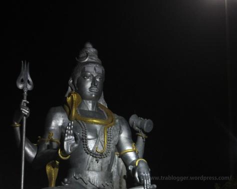 Murudeshwar at Night
