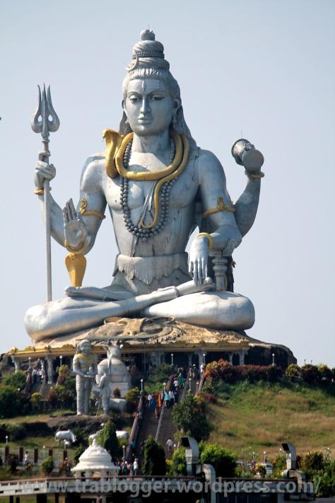 World's second highest Shiva statue
