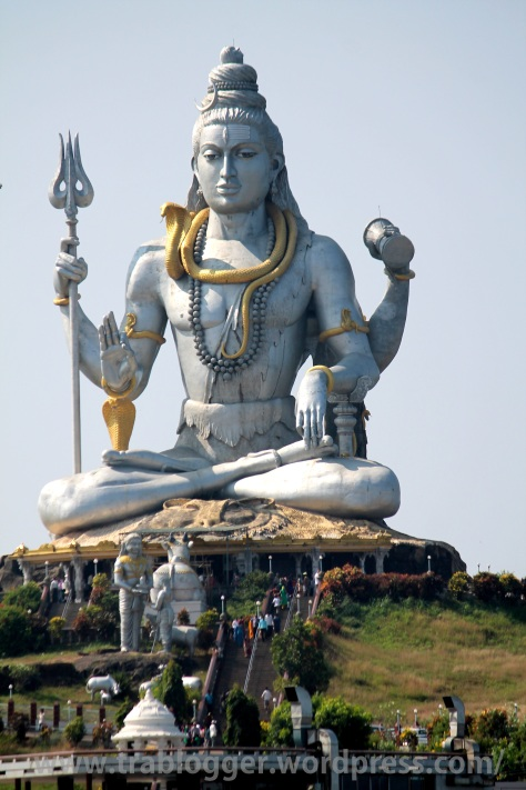 World's second highest Shiva statue