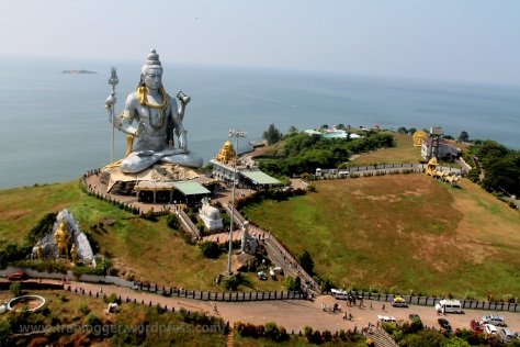 Murudeshwar, the classic view