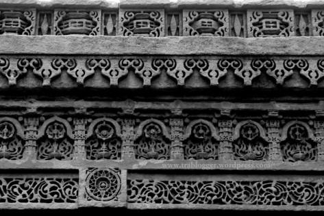 monochrome photography stone art gujarat