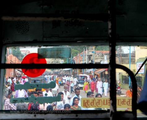 Bus to Dhanushkodi