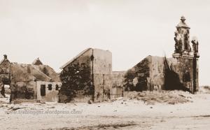 Ghost city of Dhanushkodi