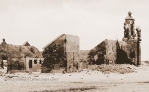 Ghost city of Dhanushkodi