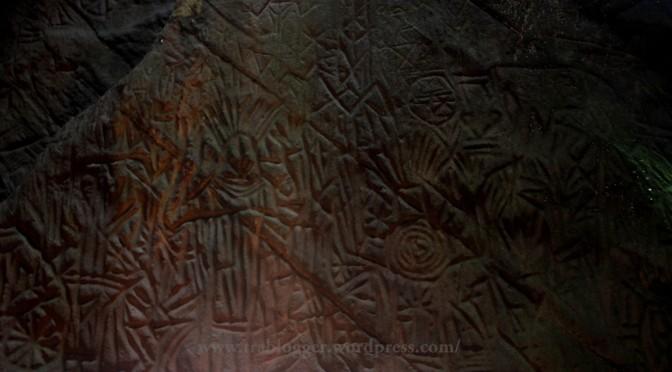 Throwback Thursday : Carvings of Cavemen
