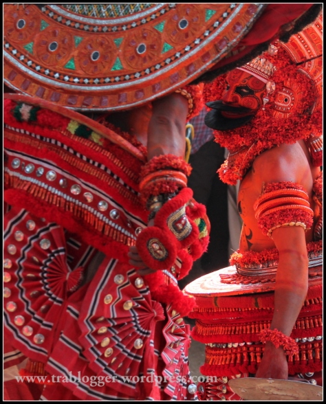 theyyam, malabar, culture, folklore