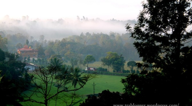 Coorg Diaries : Talakavery | Tracing the origin of Kavery river