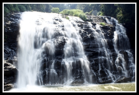 Coorg, water falls, slow shutter speed, photography