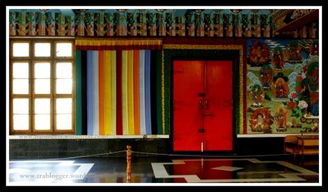 kushal nagar, coorg, golden temple