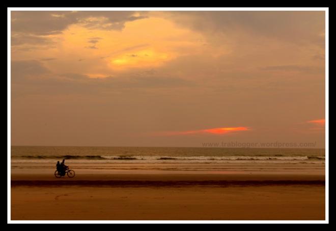 Muzhapilangadu Drive In Beach