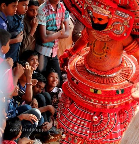 theyyam malabar kerala folklore