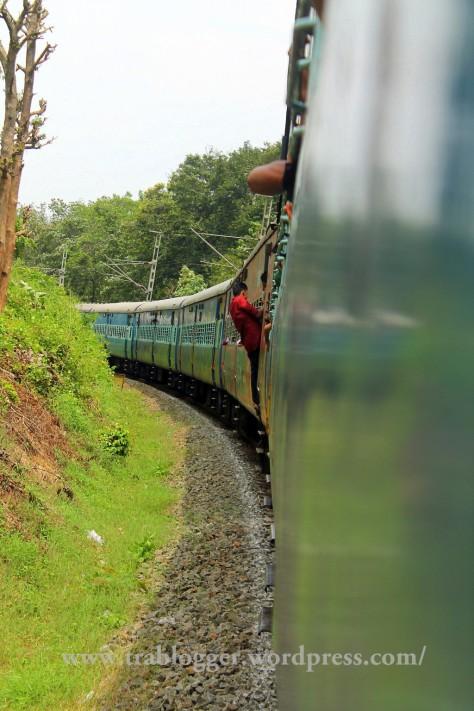 train journey, indian railway