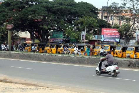tuk tuk, auto rickshaw, coimbatore
