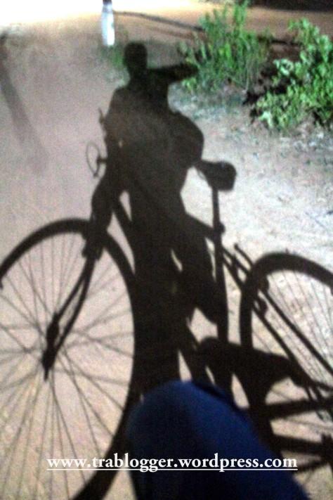 Selfie with my super bike