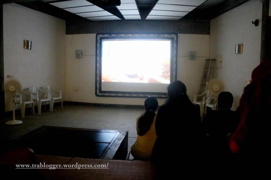 The Auroville Movie Screening