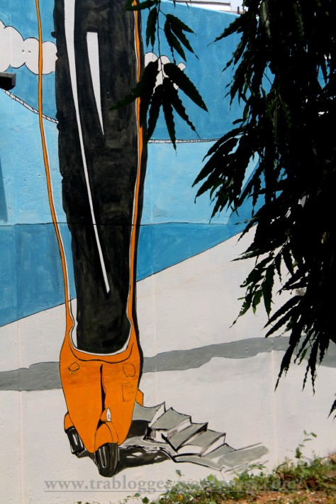 Tuk-tuk, an artist's perspective