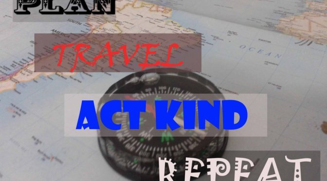 Travel Theme : Altruism