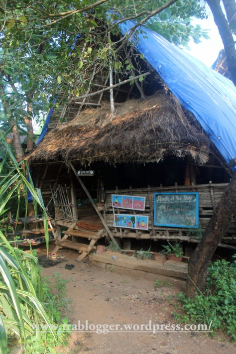 Main Hut : The happening place
