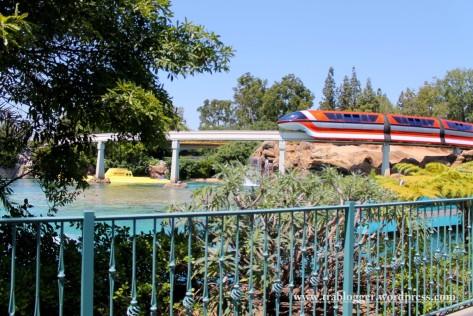 Monorail and Submarine