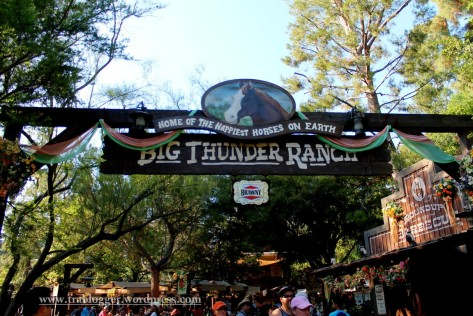 Big thunder ranch in Frontier ranch