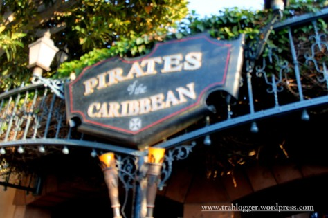 Towards the Pirates of the Caribbean