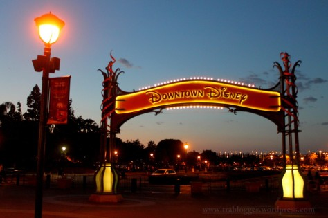 Good bye Disneyland, till next time