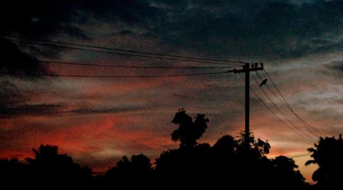 Morning Walk at Thiruvannamalai