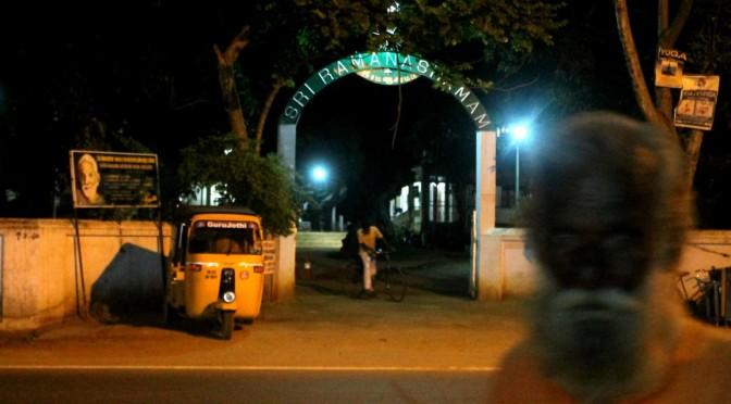 Music Night at Thiruvannamalai