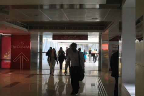 To Dubai Mall