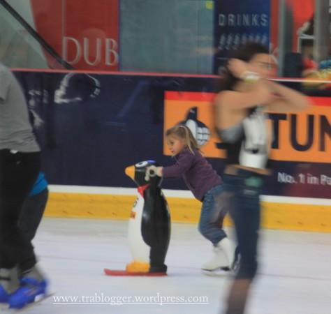 See.. i can do it..  I am already skating