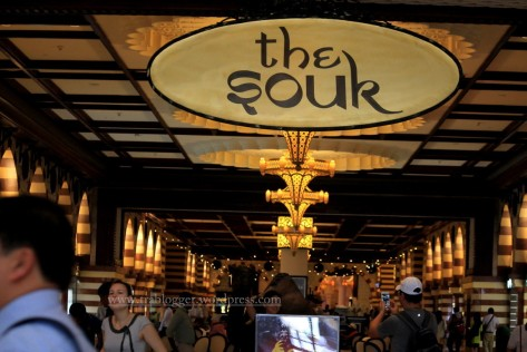 Welcome to the Souk