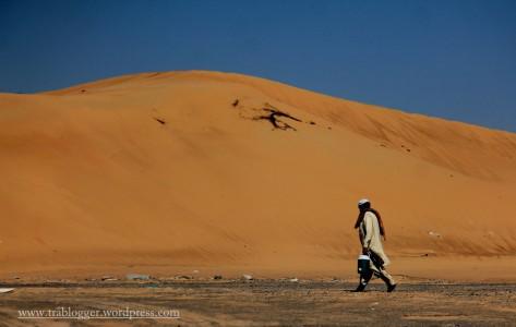 Harsh deserts