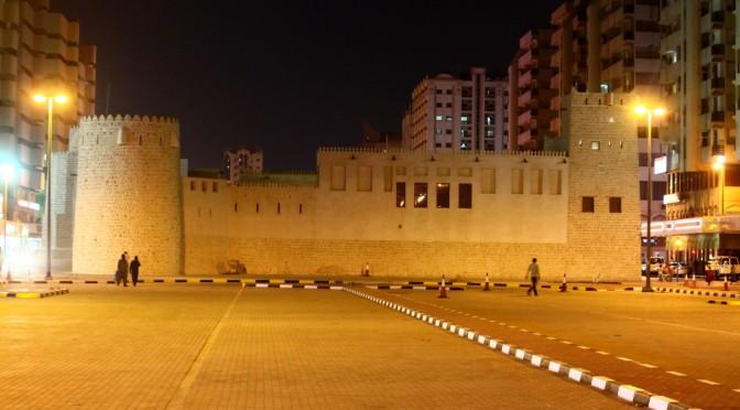 Exploring The Heart Of Sharjah