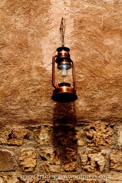 Hanging lamps of Sharjah