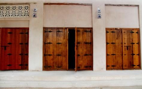 Doors of the Souqs