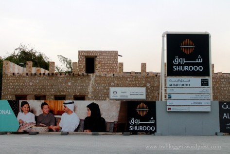 Project undertaken by Sharjah Investment and Development Authority (Shurooq)