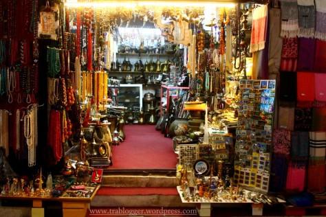 A shop Inside Souq Al-Arsa