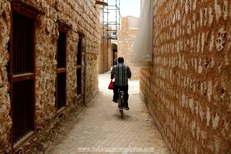 Streets of sharjah