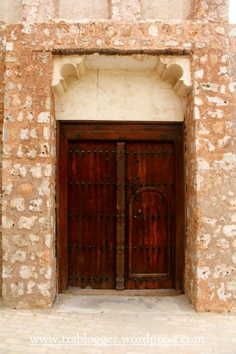 Doors of sharjah