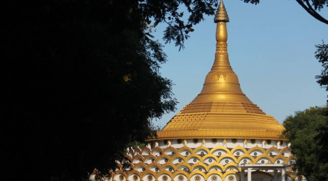 VIpassana Pagoda meditation Centre