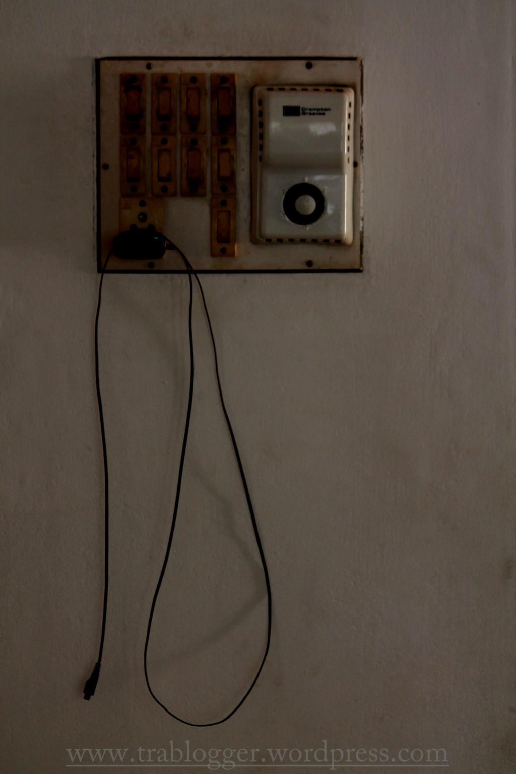 Mundane Monday : Switch Board