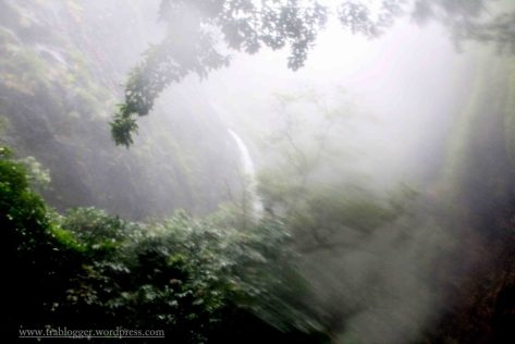 Rainfall and Waterfall