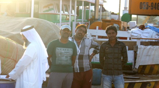 Unseen UAE : Seamen of Sharjah
