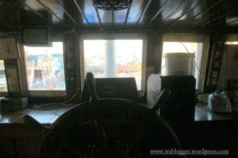 Port or Starboard, The decision is taken from here : At Helm