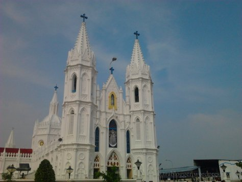 Welcome to Velankanni Church