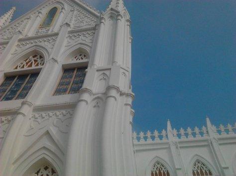 Wonderful Architecture of Velankanni