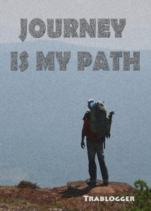 Journey Is My Path : Book Cover