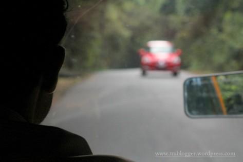 Cruising through the highway