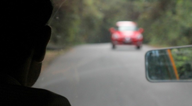 #Travel : An Auto Ride to Kundadri Hills